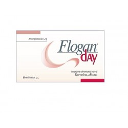 FLOGAN DAY 20 COMPRESSE