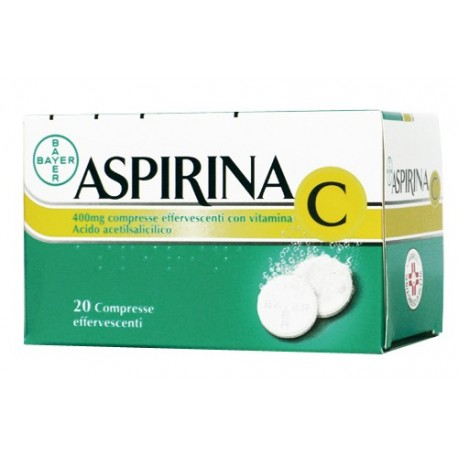 ASPIRINA 500 MG COMPRESSE