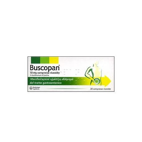 BUSCOPAN COMPRESSE RIVESTITE/SUPPOSTE