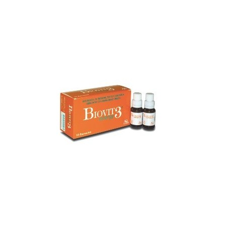 BIOVIT 3 ENERGY 10 FLACONCINI 10 ML