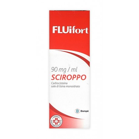 FLUIFORT 90 MG/ML SCIROPPO