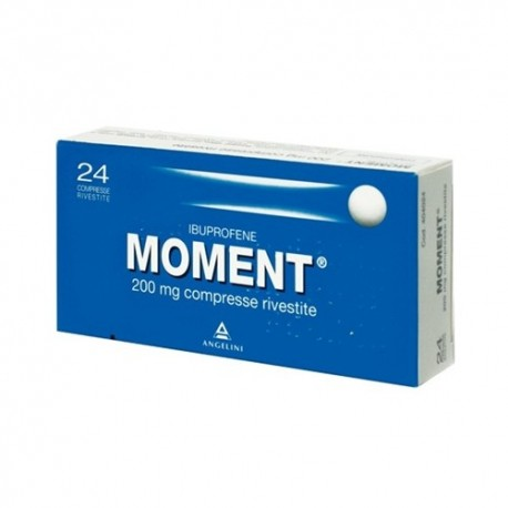MOMENT 200 MG COMPRESSE RIVESTITE