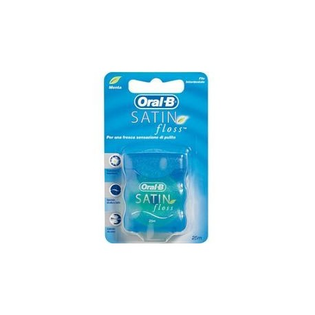 ORALB SATIN FIALEOSS 25MT