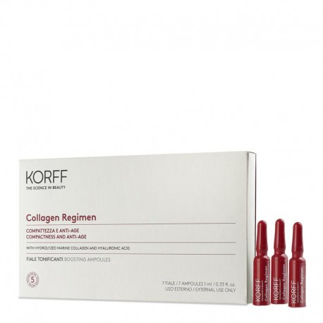 KORFF COLLAGEN REGIMEN F TONIF 7GG