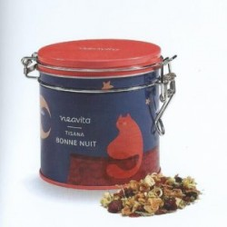 ROYAL TIN LOVE PETS GATTO GASTONE CON TISANA BONNE NUIT 60 G