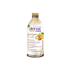 DRENAX FORTE PLUS GINGER LEMON 750 ml