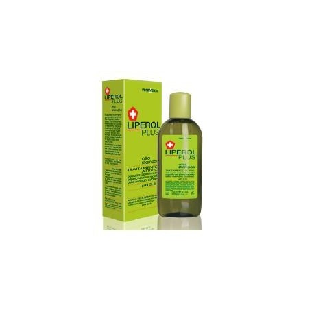 LIPEROL PLUS SHAMPOO 150 ML