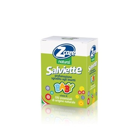 Z CARE NATURAL BABY SALVIETTE 10 PEZZI