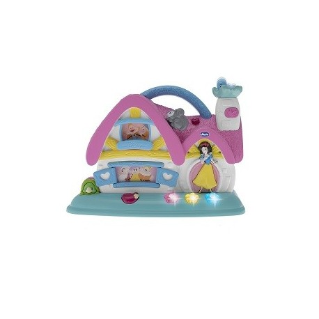 CHICCO GIOCO COTTAGE BIANCANEVE