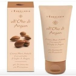 ALL'OLIO ARGAN CREMA MANI ANTIETA' 75 ML