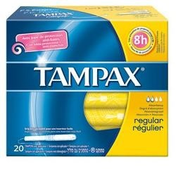 TAMPAX BLUE BOX REGULAR 20 PEZZI