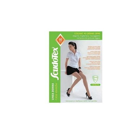 SCUDOTEX COLLANT 40 OPAK CLEARESSE 5