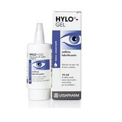 HYLO-GEL COLLIRIO LUBRIFICANTE ACIDO IALURONICO 0,2% 10 ML
